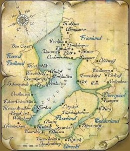 map_old_noord-holland