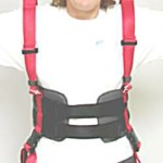 Robertson Mountaineering Treadmill Harness -Small #M110