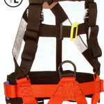 Yates Padded Heavy Rescue Harness