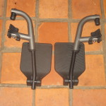 TiLite 2GX Options Swing away footrests folded-1