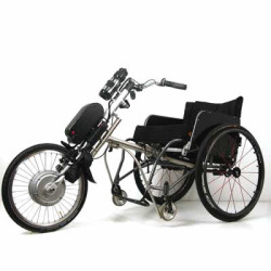 Double Performance Tracker 20 e-wheeler