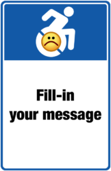 Fill-in your message text