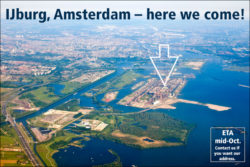 IJburg, Amsterdam – here we come!