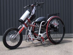 Oracing RR Electric Motorbike 1